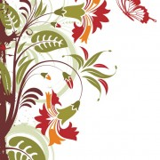 floral pattern002