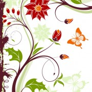 floral pattern003