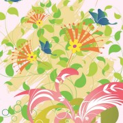 floral pattern015